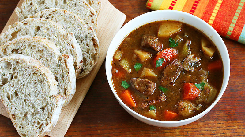 How to Make Classic Beef Stew