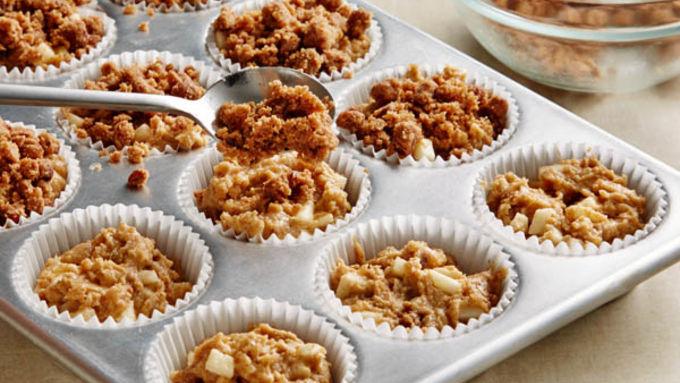 Coffee Cake Using Betty Crocker Muffin Mix