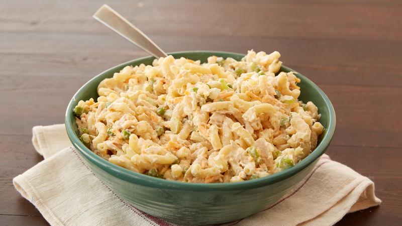 Tuna-Macaroni Salad Recipe - BettyCrocker.com