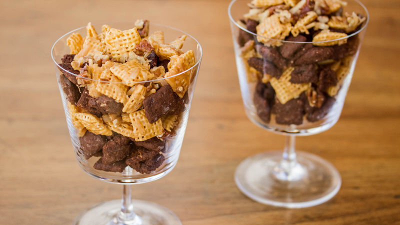 Gluten-Free German Chocolate Cake Chex™ Muddy Buddies™