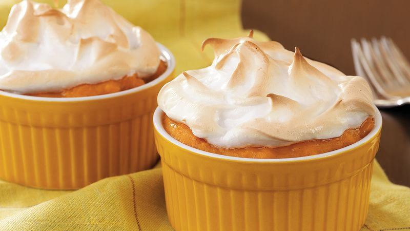 Maple Sweet Potato Cups