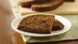 Brown Bread with Raisins