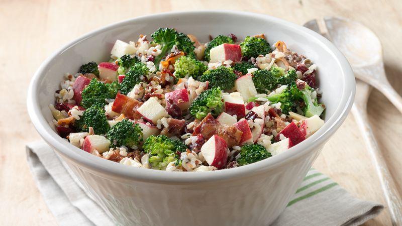 Harvest Broccoli Grain Salad