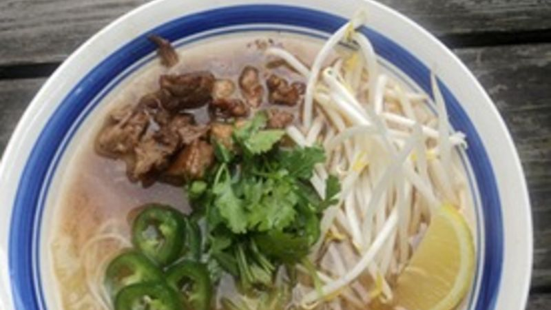Chicken-Based Broth for Pho