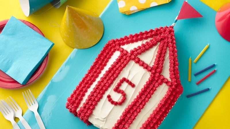 Big Top Circus Cake