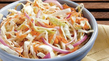 Tangy Mustard Coleslaw