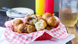 Philly Cheesesteak Bombs