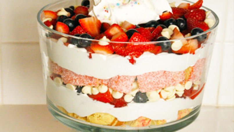 Pan Dulce Trifle