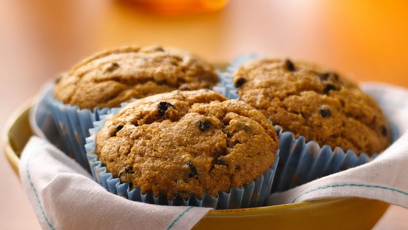 Brown Bread Muffins