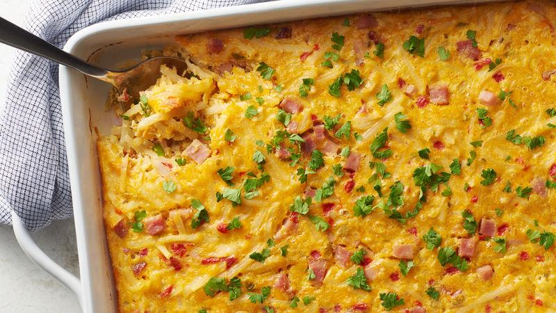 Pimiento-Cheese Breakfast Casserole