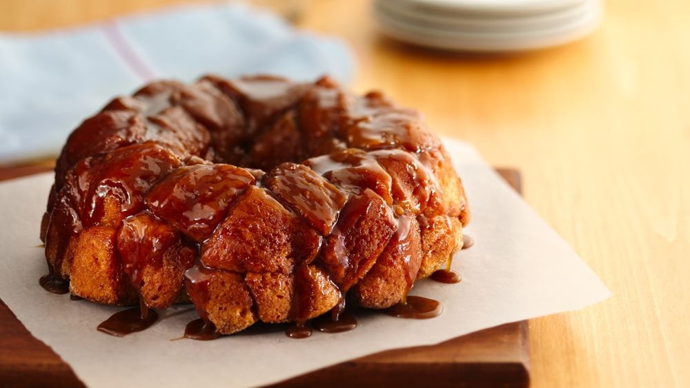Grands!® Cinnamon Pull-Apart Bread recipe from Pillsbury.com