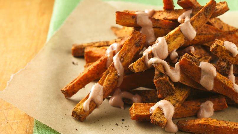 Dipping sauce for sweet potato fries