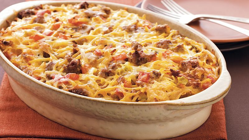Brunch Casserole Recipe Bettycrocker Com