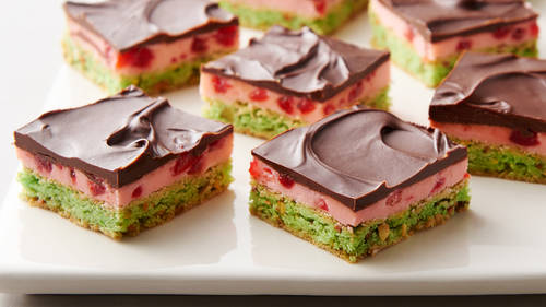 how to make spumoni bars video