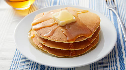 Classic Pancakes_image