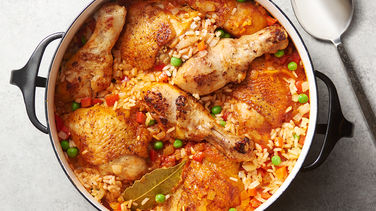 Cuban Arroz Con Pollo Recipe Quericavida Com