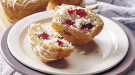 Cranberry-Poppy Seed Muffins