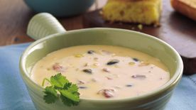 Southwest Cheese Soup