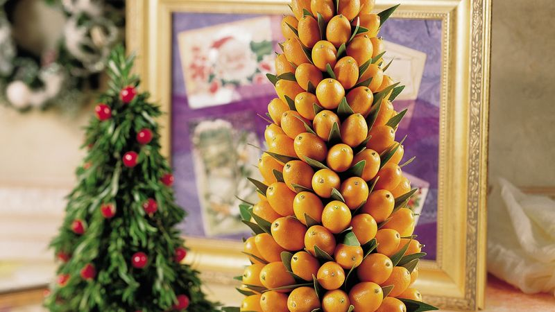 Kumquat And Bay Leaf Tree Recipe Bettycrockercom