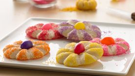 Fun Flower Cookies