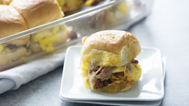 Tex-Mex Breakfast Sliders