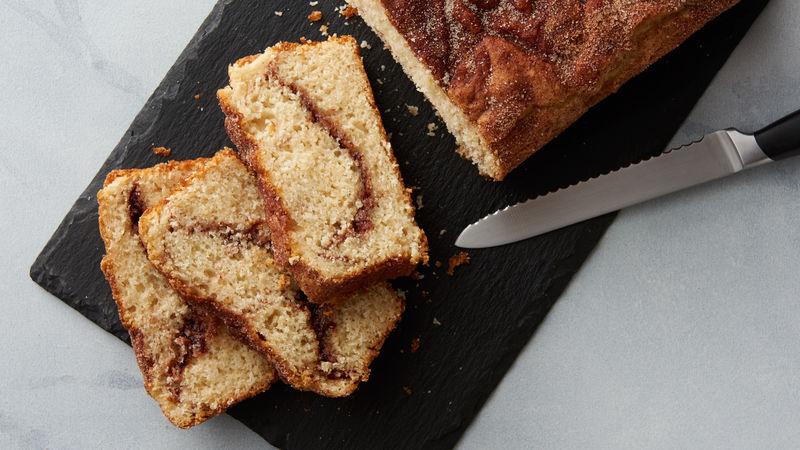 Cinnamon Sugar Quick Bread Recipe Tablespoon Com