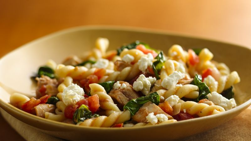 Chicken and Pasta Fresca