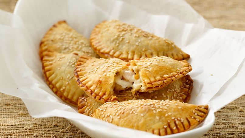 Shrimp and Cheese Empanaditas