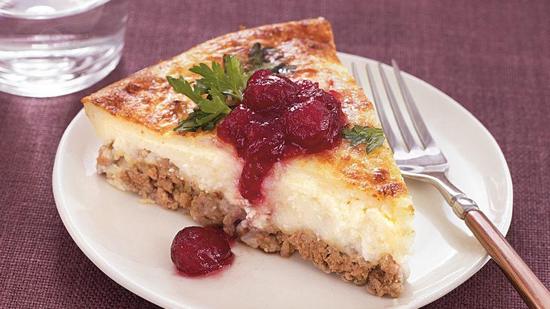 Thanksgiving Dinner Pie