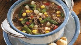 Easy Hamburger Stew
