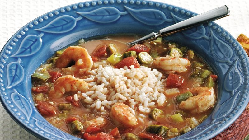 Shrimp Gumbo Recipe - Pillsbury.com