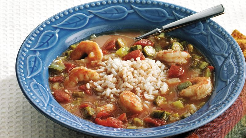 Easy shrimp gumbo recipes
