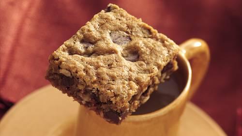 Blonde Brownies Recipe Chewy