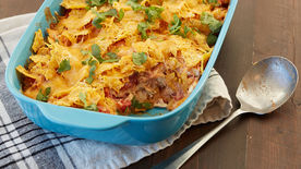 Doritos™ Cheesy Chicken Casserole