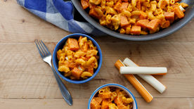 Sweet Potato and Chicken Skillet