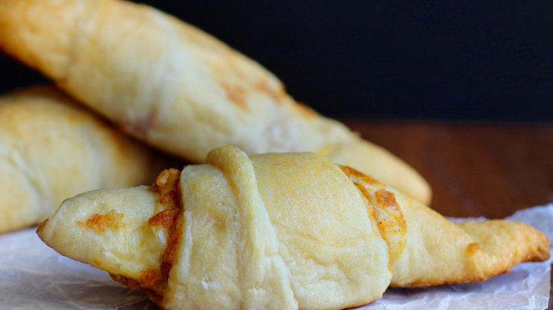 Pumpkin Cream Cheese Pillsbury™ Crescent Rolls
