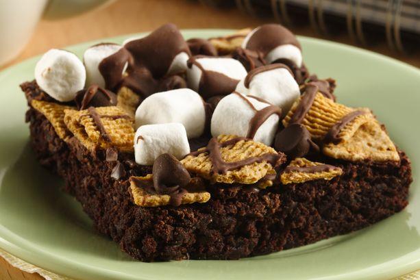 golden grahams u2122 brownies