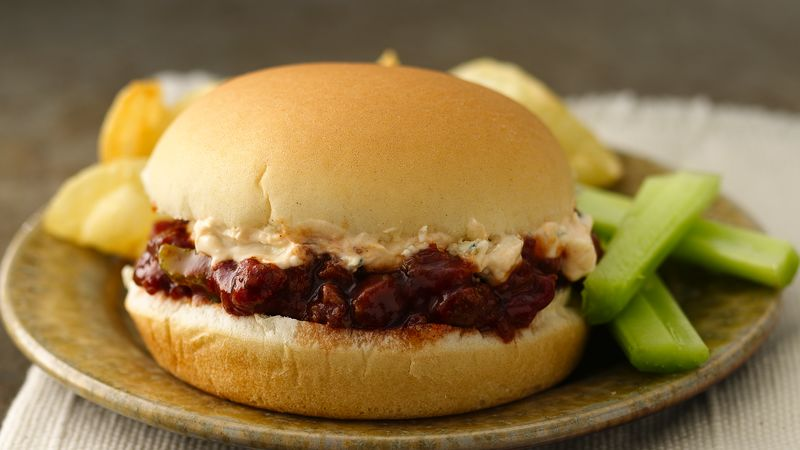 Buffalo Sloppy Joes
