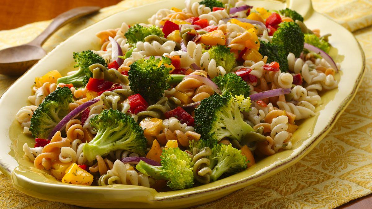 Summer\'s Most Adaptable Dish Is Pasta Salad - BettyCrocker.com