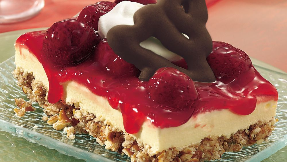 Strawberry Pretzel Delight