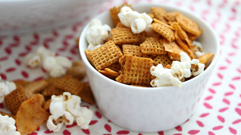 Thai Pumpkin Chex Mix®