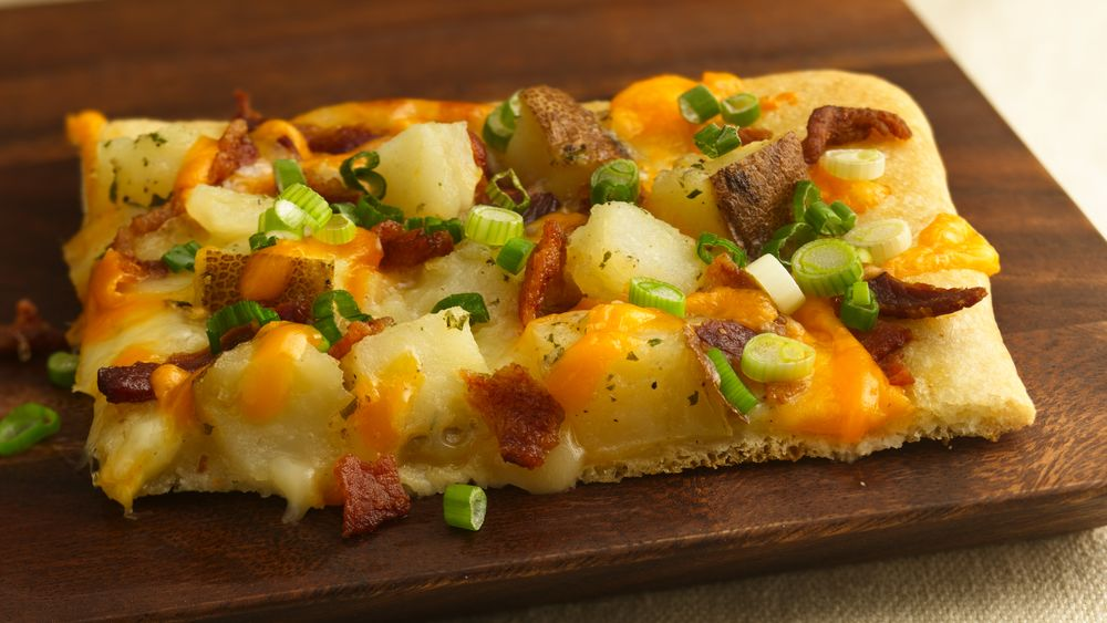 Baked Potato Pizza