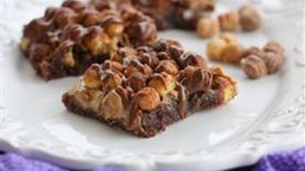 Reese's Puffs® Brownies