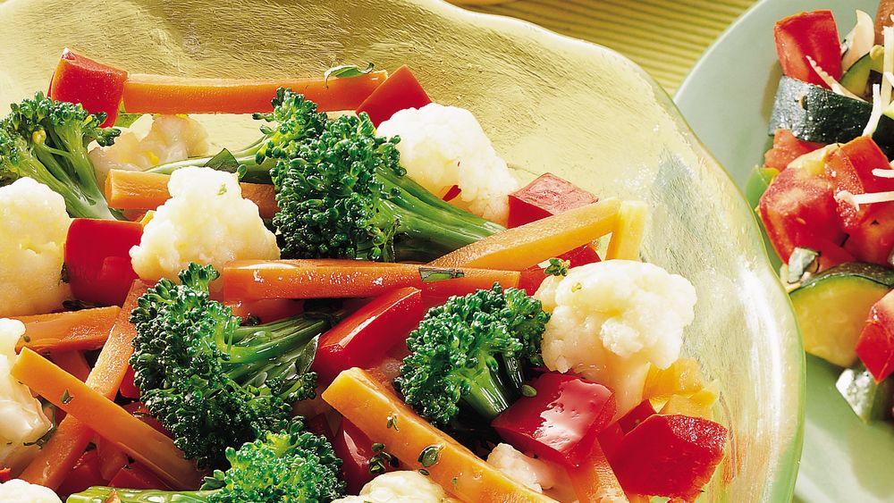 Herb Garden Vegetables