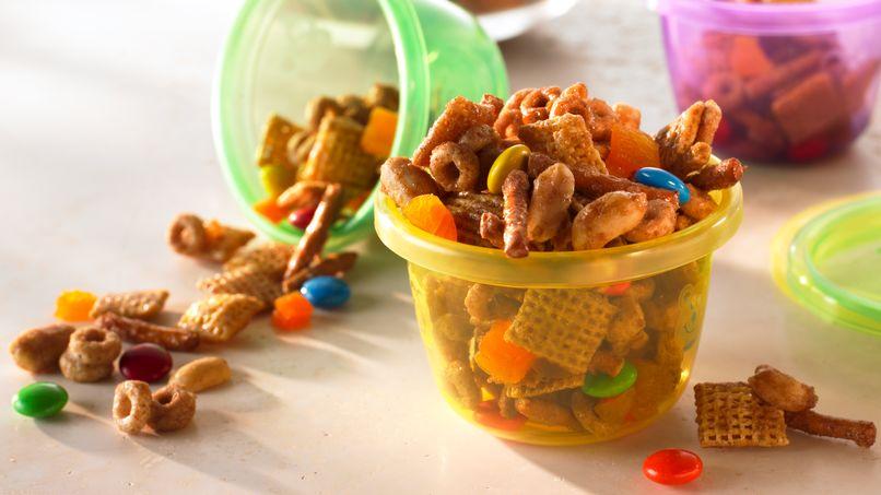 Mezcla para Snack Dulce y Salada con Canela
