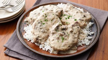 Slow-Cooker Creamy Ranch Pork Chops