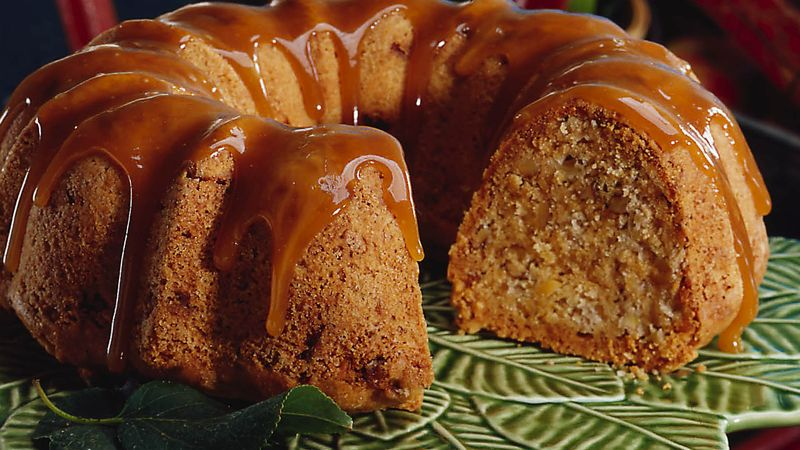 Apple Harvest Pound Cake