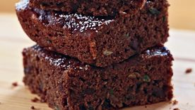 Skinny Cocoa Squares