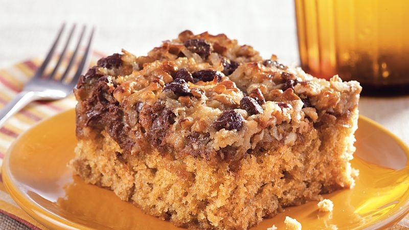 Chocolate Chip Oatmeal Cake Recipe Tablespoon Com