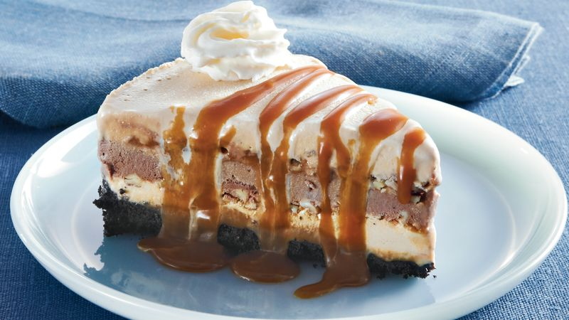 Mile-High Ice Cream Pie
